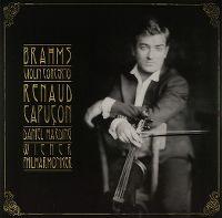 Cover Renaud Capuçon / Daniel Harding / Wiener Philharmoniker - Brahms: Violin Concerto