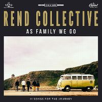 Cover Rend Collective - As Family We Go