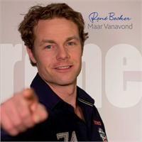 Cover René Becker - Maar vanavond