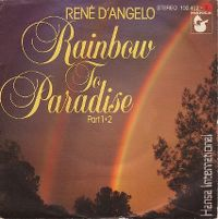 Cover René d'Angelo - Rainbow To Paradise