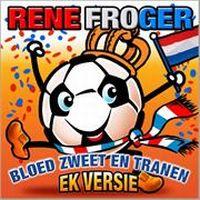 Cover Rene Froger - Bloed, zweet en tranen (EK versie)