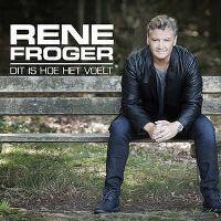 Cover Rene Froger - Dit is hoe het voelt