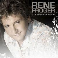 Cover Rene Froger - Doe maar gewoon