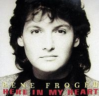 Cover Rene Froger - Here In My Heart