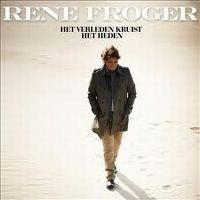 Cover Rene Froger - Het verleden kruist het heden