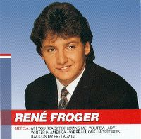 Cover René Froger - Hollands Glorie