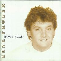 Cover Rene Froger - Home Again