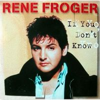 Cover Rene Froger - If You Don't Know