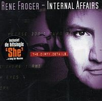 Cover Rene Froger - Internal Affairs