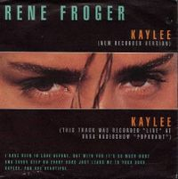 Cover Rene Froger - Kaylee