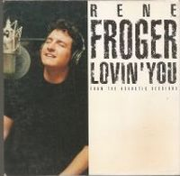 Cover Rene Froger - Lovin' You