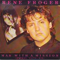 Cover Rene Froger - Man With A Mission