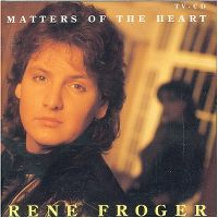 Cover Rene Froger - Matters Of The Heart