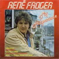 Cover René Froger - My Hitparade