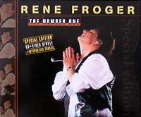 Cover Rene Froger - The Number One
