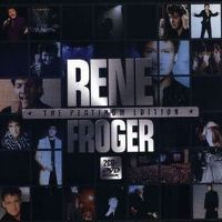 Cover Rene Froger - The Platinum Edition