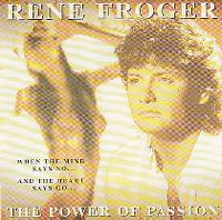 Cover Rene Froger - The Power Of Passion