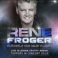 Cover Rene Froger - Vleugels van Vlucht (Live in de Johan Cruijf Arena)