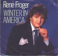 Cover René Froger - Winter In America