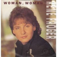 Cover Rene Froger - Woman, Woman