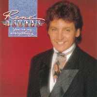 Cover René Froger - You're My Everything