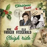 Cover Rene Froger & Ella Fitzgerald - Sleigh Ride
