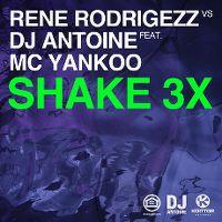 Cover Rene Rodrigezz vs. DJ Antoine feat. MC Yankoo - Shake 3x