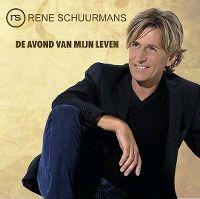 Cover Rene Schuurmans - De avond van mijn leven
