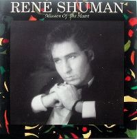 Cover René Shuman - Mission Of The Heart