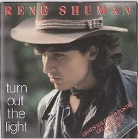 Cover René Shuman - Turn Out The Light
