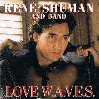 Cover René Shuman And Band - Love W.A.V.E.S.