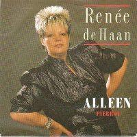 Cover Renée de Haan - Alleen
