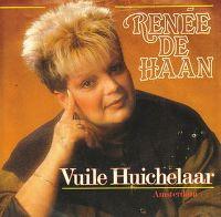 Cover Renée de Haan - Vuile huichelaar