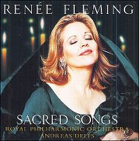 Cover Renée Fleming / Royal Philharmonic Orchestra / Andreas Delfs - Sacred Songs