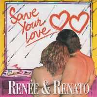 Cover Renée & Renato - Save Your Love