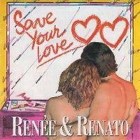 Cover Renée & Renato - Save Your Love