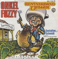 Cover Rentnerband & Willem - Onkel Fuzzy
