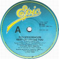 Cover REO Speedwagon - Keep On Loving You