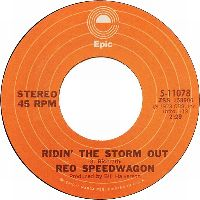Cover REO Speedwagon - Ridin' The Storm Out