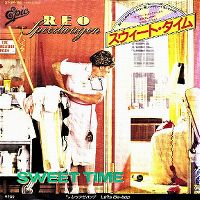 Cover REO Speedwagon - Sweet Time