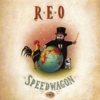 Cover REO Speedwagon - The Earth, A Small Man, His Dog And A Chicken