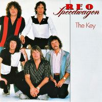 Cover REO Speedwagon - The Key