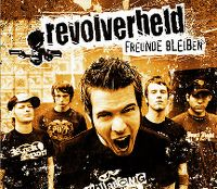 Cover Revolverheld - Freunde bleiben