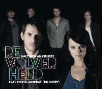 Cover Revolverheld feat. Marta Jandová - Halt dich an mir fest