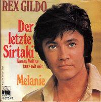 Cover Rex Gildo - Der letzte Sirtaki (Komm Melina, tanz mit mir)