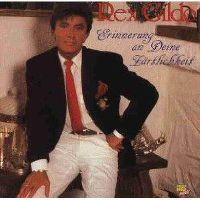 Cover Rex Gildo - Erinnerung an deine Zärtlichkeit
