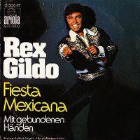 Cover Rex Gildo - Fiesta Mexicana