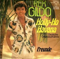 Cover Rex Gildo - Holly-Ho Havana