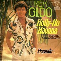 Cover Rex Gildo - Holly-Ho Havana