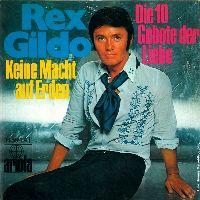 Cover Rex Gildo - Keine Macht auf Erden